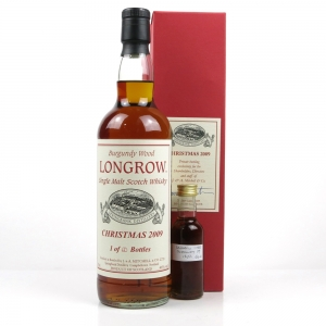 Longrow Staff Exclusive Christmas 2009 With Sample