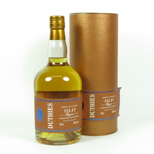 Duthies Islay Blended Malt front