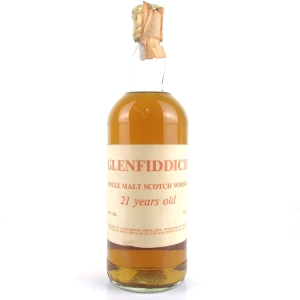 Glenfiddich 1961 Zenith 21 Year Old