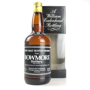 Bowmore 1966 Cadenhead's 13 Year Old
