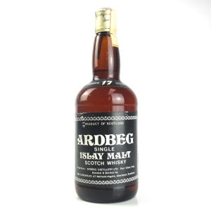 Ardbeg 17 Year Old Cadenhead's