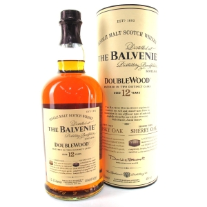 Balvenie 12 Year Old Double Wood 1 Litre​