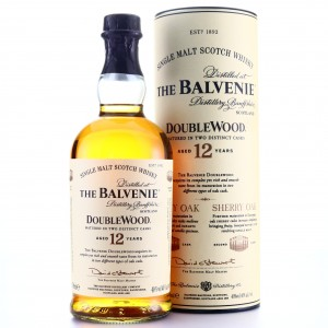 Balvenie 12 Year Old Double Wood