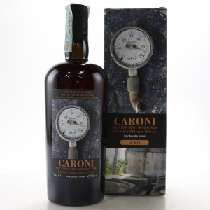 Caroni 2000 Single Cask 18 Year Old Full Proof Heavy Rum #R4004 / Whisky Antique