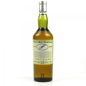 Port Ellen 21 Year Old Maltings 25th Anniversary