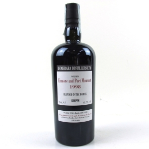 Enmore / Port Mourant 1998 16 Year Old Blended Rum