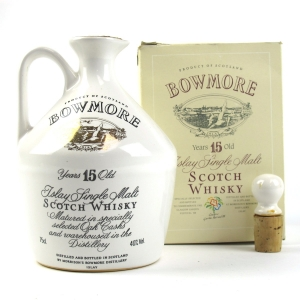 Bowmore 15 Year Old Glasgow Garden Festival 1988 75cl