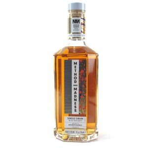 Method and Madness Single Grain Irish Whiskey / Virgin Oak Finish
