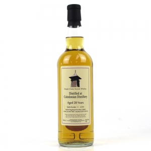 Caledonian 1987 Whisky Broker 28 Year Old