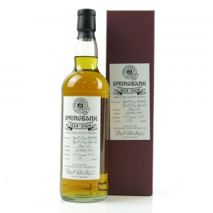 Springbank 1997 Refill Sherry Butt 18 Year Old