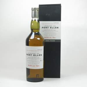 Port Ellen 1978 24 Year Old 2nd Edition
