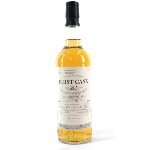 Royal Brackla 1993 First Cask 20 Year Old