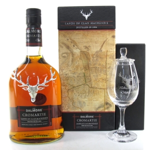 Dalmore Cromartie 1996 / Including Glass