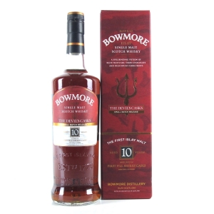 Bowmore Devil's Cask 10 Year Old Batch #1 / US Import
