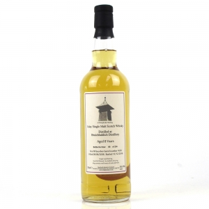 Bruichladdich 2008 Whisky Broker 8 Year Old