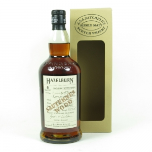 Hazelburn 2002 Sauternes Wood Finish 8 Year Old (Signed) front