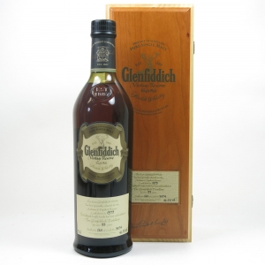 Glenfiddich 1973 Vintage Reserve 33 Year Old