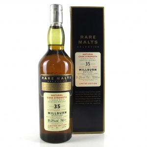 Millburn 1969 Rare Malt 35 Year Old / 51.2%