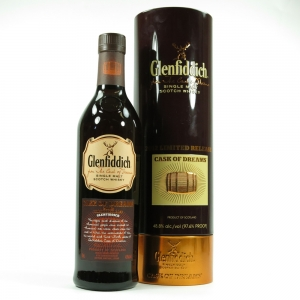 Glenfiddich Cask of Dreams 2011 / US Import 75cl