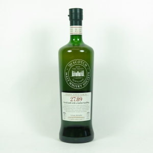 Springbank 10 Year Old SMWS 27.89 front