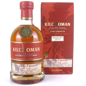 Kilchoman 100% Islay 7 Year Old / Feis Ile 2017