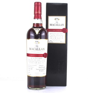 Macallan 1995/1996 Easter Elchies 2008