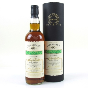 Macallan 1987 Cadenhead's 17 Year Old