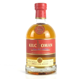 Kilchoman 2010 Single Cask PX Finish 75cl / US Import