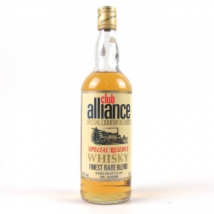 Club Alliance Whisky