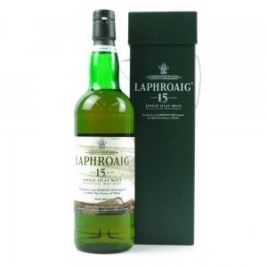 Laphroaig 15 Year Old Erskine 2000 Appeal