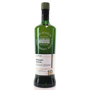 Laphroaig 1998 SMWS 19 Year Old 29.247