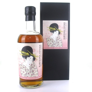 Karuizawa 1999/2000 Cask Strength Geisha Label