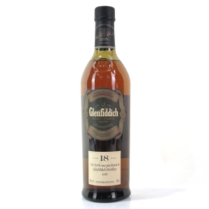 Glenfiddich 18 Year Old / 2005 Distillery Edition