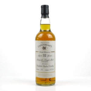 Glenfiddich 32 Year Old Cadenhead's Bond Reserve
