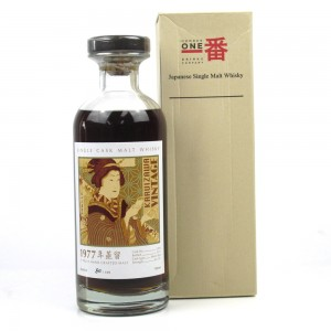 Karuizawa 1977 Single Cask #3584 / Geisha Label