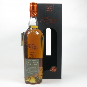 Arran Tokaji Aszu Wine Cask Finish