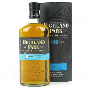 Highland Park 16 Years Old 1 Litre