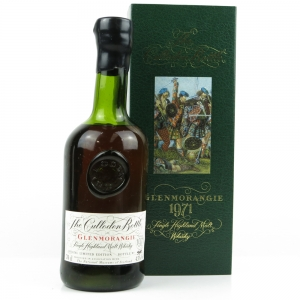 Glenmorangie 1971 The Culloden Bottle