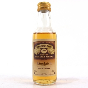 Kinclaith 1966 Gordon and MacPhail 5cl Miniature