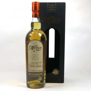 Arran 2001 Single Bourbon Cask