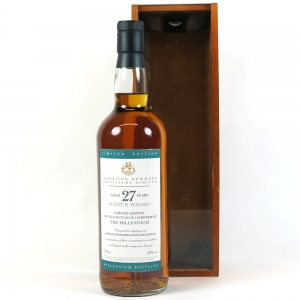 Morrison Bowmore Millenium Edition 27 Year Old front