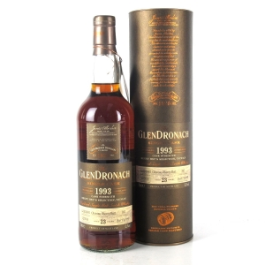 Glendronach 1993 Single Cask 23 Year Old #397