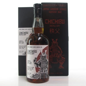 Chichibu 2009 Ichiro's Malt Single Cask #2369 / Warrior Series No. 1