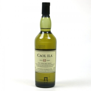 Caol Ila 12 Year Old 20cl