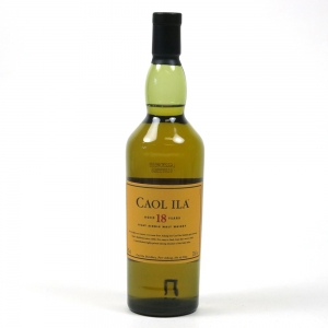 Caol Ila 18 Year Old 20cl