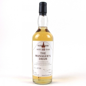 Glenlossie 12 Year Old Manager's Dram 2004