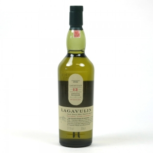 Lagavulin 12 Year Old Cask Strength 2006 Release 20cl