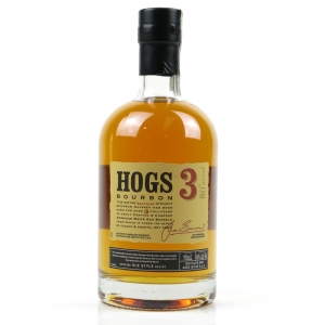 Hogs 3 Year Old Bourbon 80 Proof