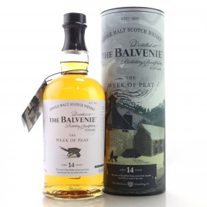 Balvenie 14 Year Old A Week of Peat / Story No.2