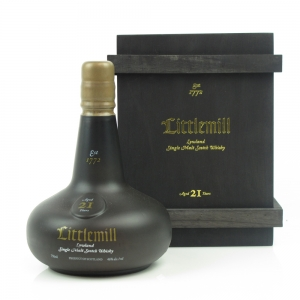 Littlemill 21 Year Old First Edition / US Release